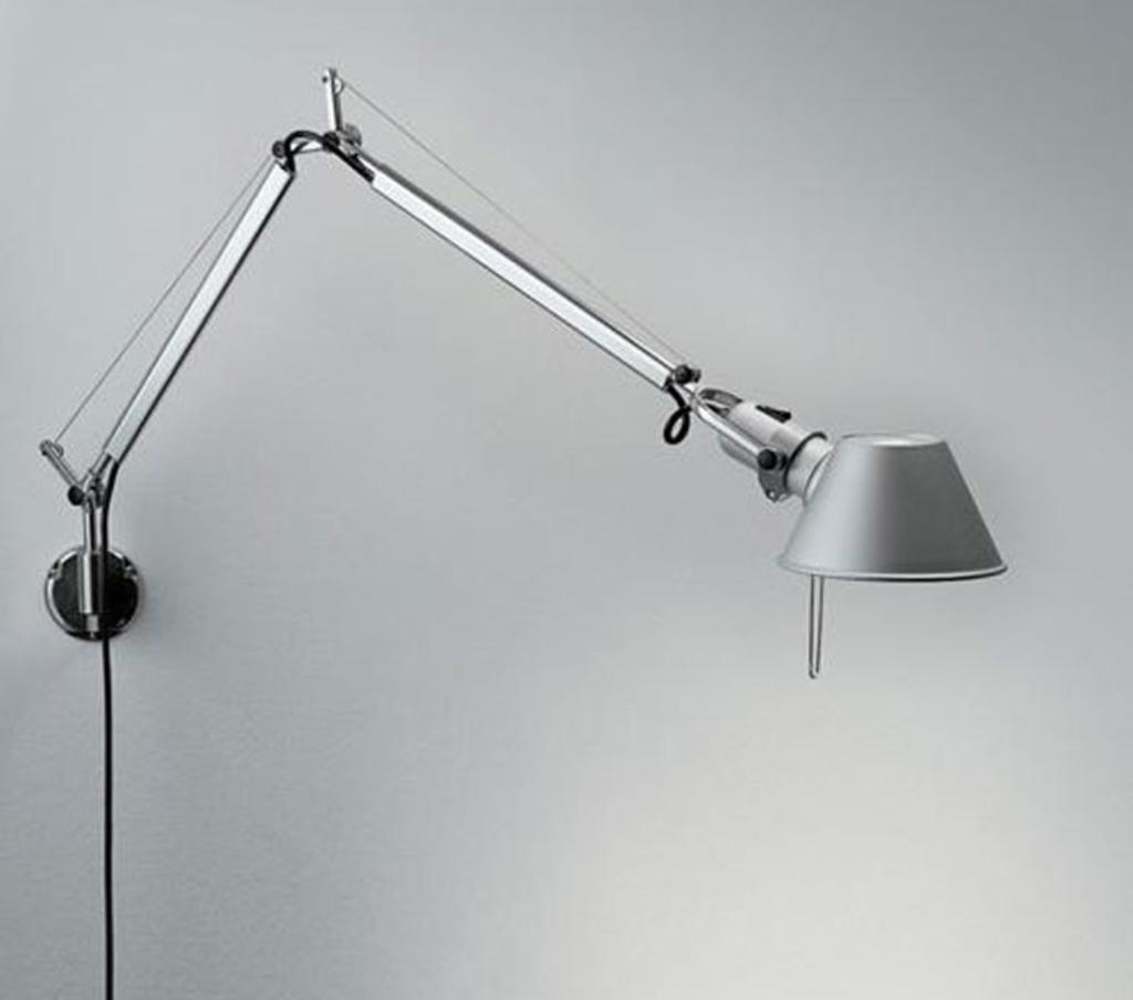 meubeltop artemide wandlamp tolomeo parete wit van artemide lampen en licht lampen. Black Bedroom Furniture Sets. Home Design Ideas