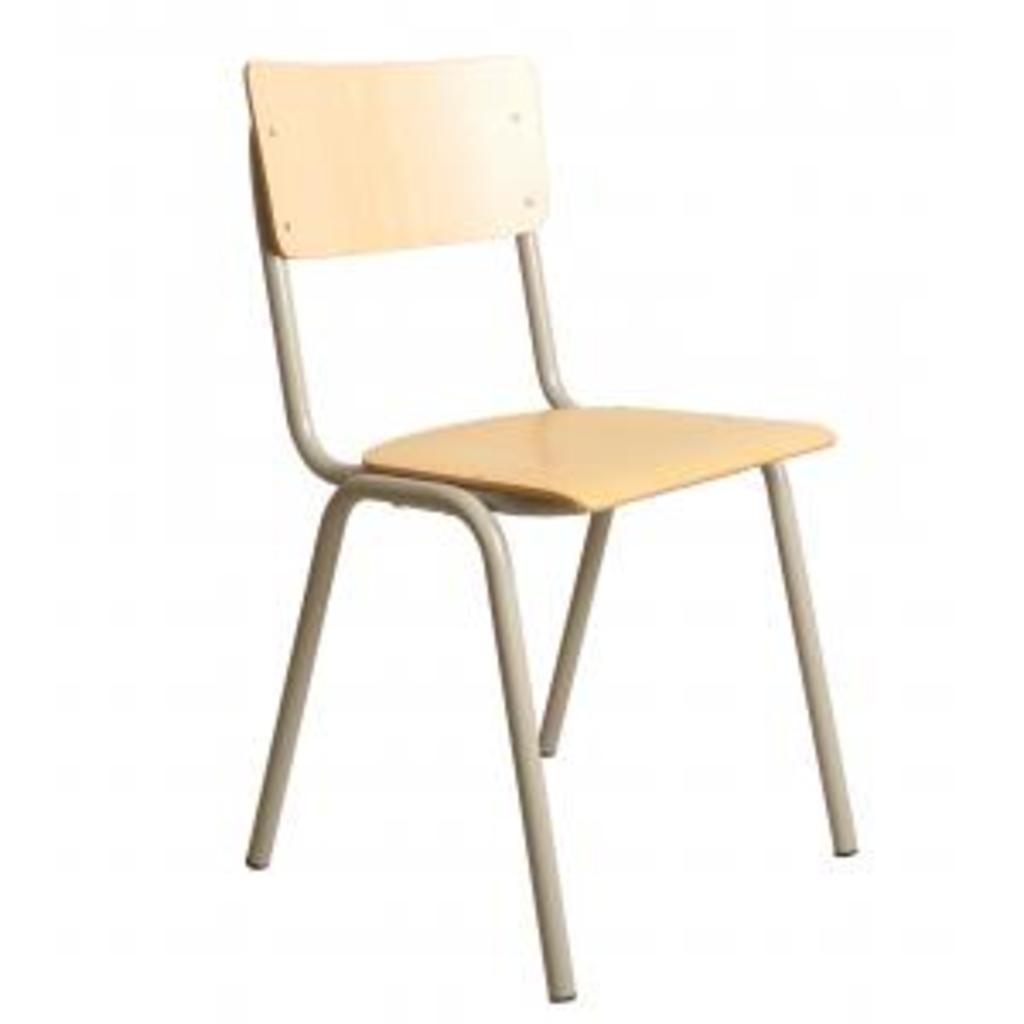 Meubeltop back to school stoel grijs van lilians house for Merk stoelen