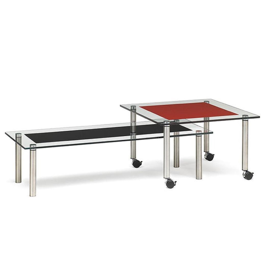 Meubeltop blue living set salontafels rood zwart van blue living tafels bijzettafels en - Eetkamer rood en zwart ...