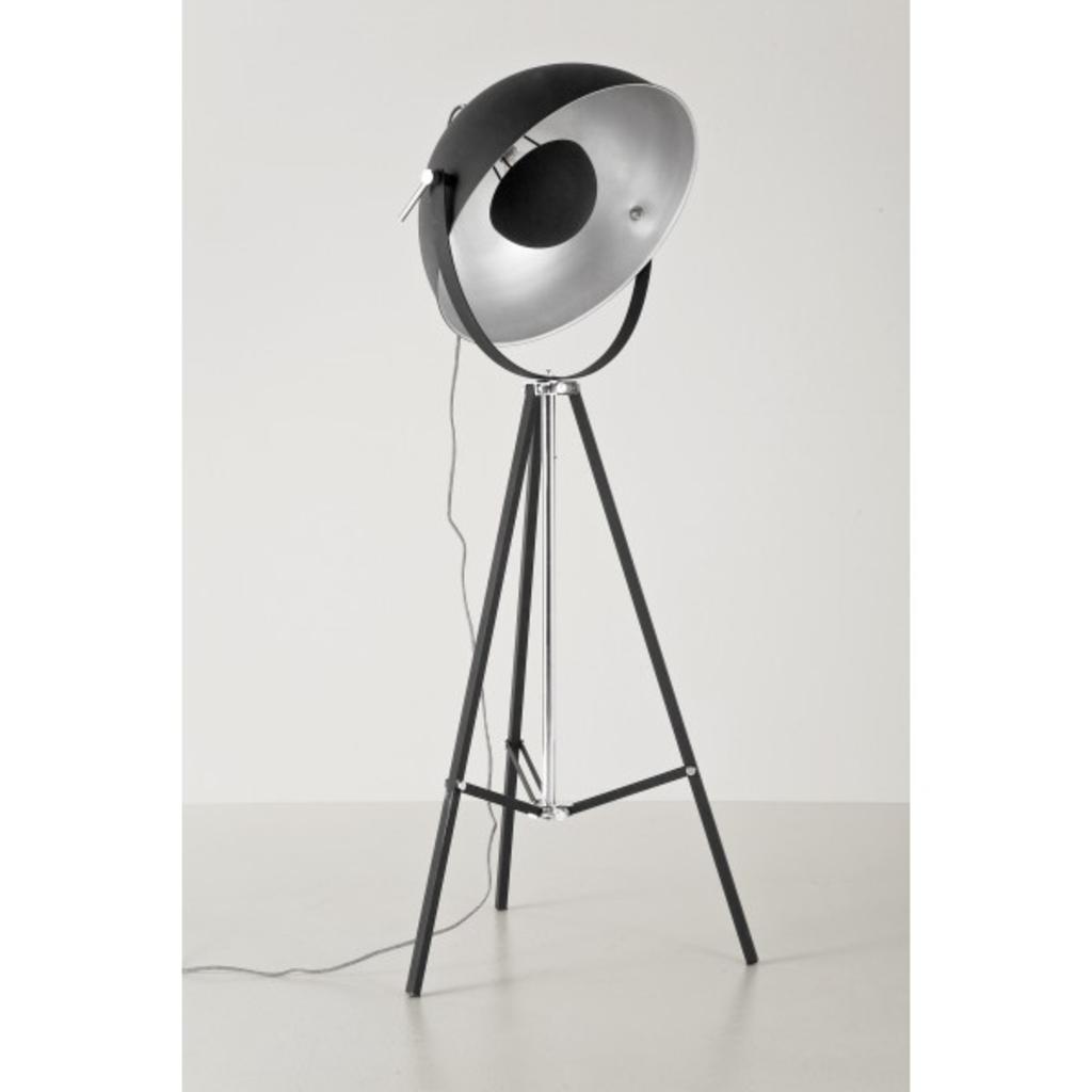 meubeltop bowl vloerlamp kare design zwart van kare design lampen en licht lampen. Black Bedroom Furniture Sets. Home Design Ideas