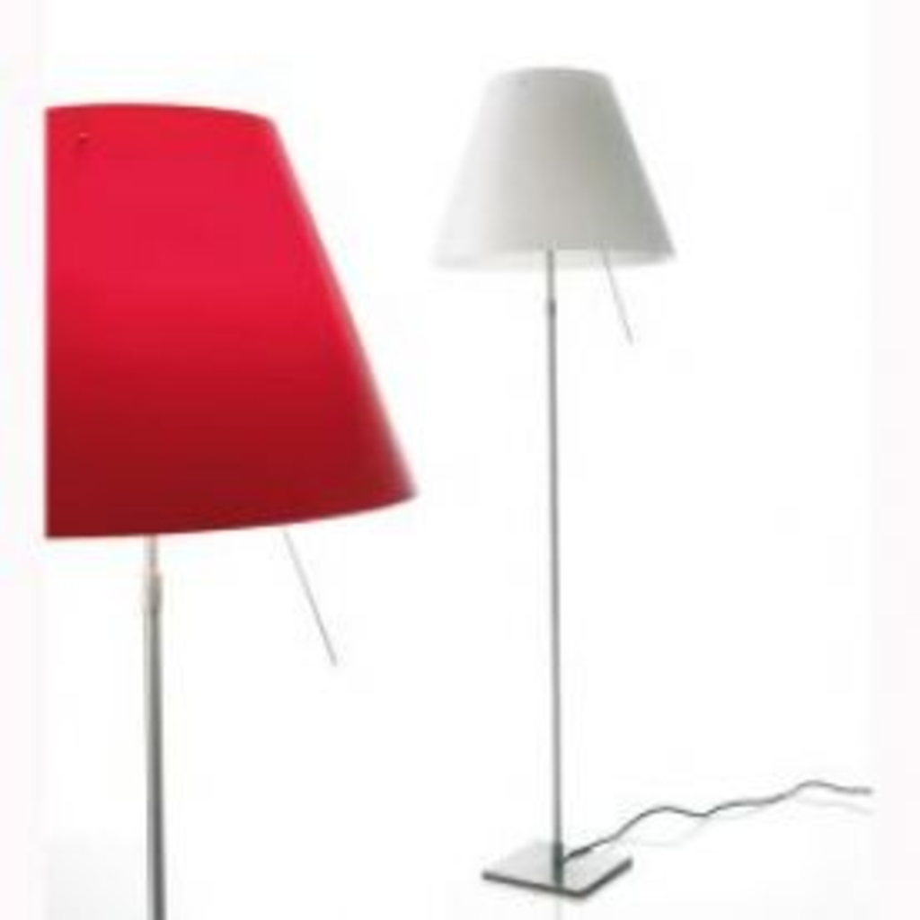 Meubeltop costanza vloerlamp van luceplan lampen en licht lampen - Costanza vloerlamp ...