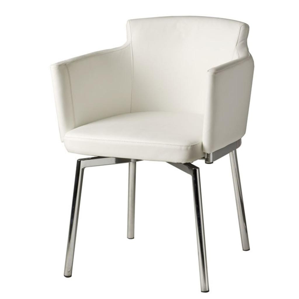 Meubeltop fotos van davidi design eetkamerstoel mats wit van davidi design stoelen banken en - Moderne stoel ...