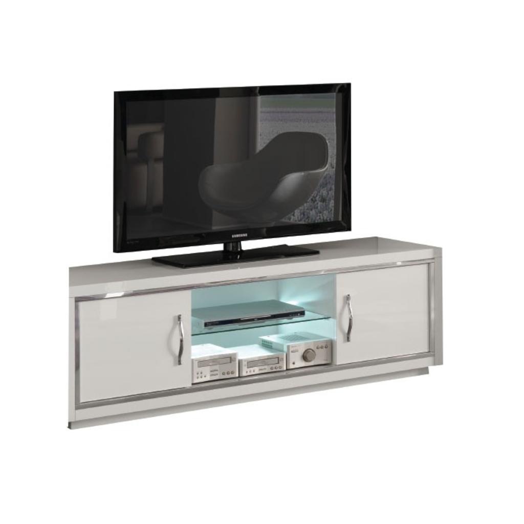 Meubeltop davidi design iceberg tv meubel wit van davidi for Huiskamer meubels