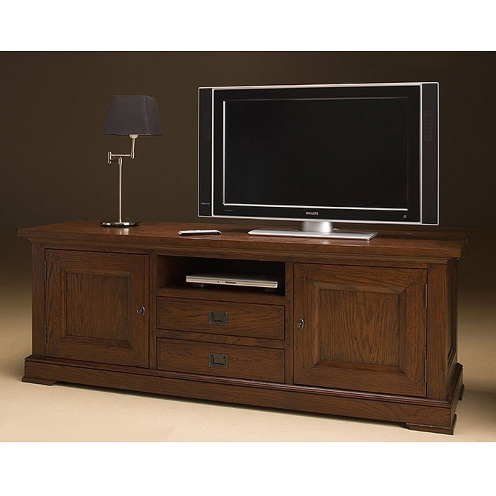 Meubeltop davidi design manila tv meubel eiken van davidi for Huiskamer meubels