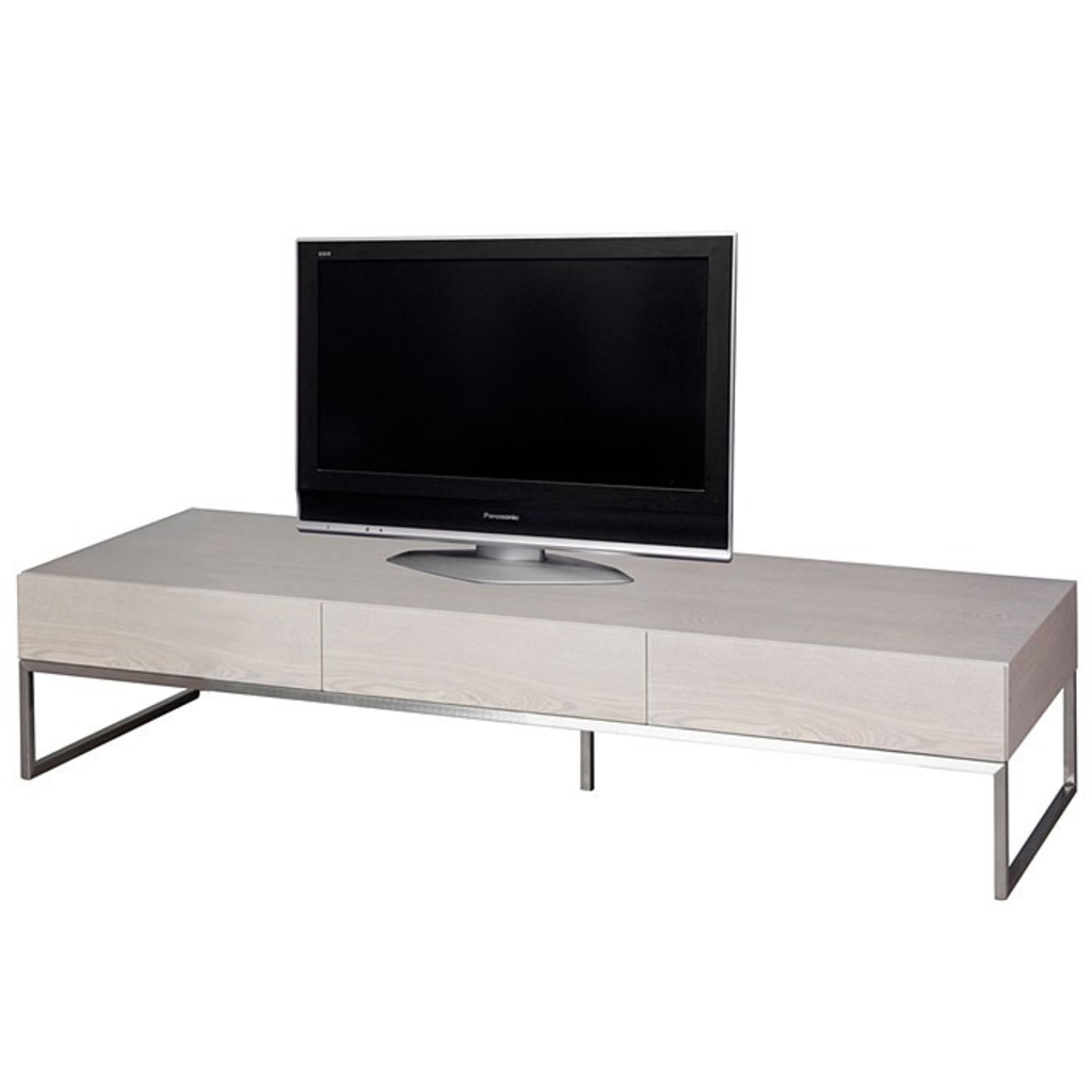 Meubeltop davidi design tv meubel tula grey ash van for Tv meubel design