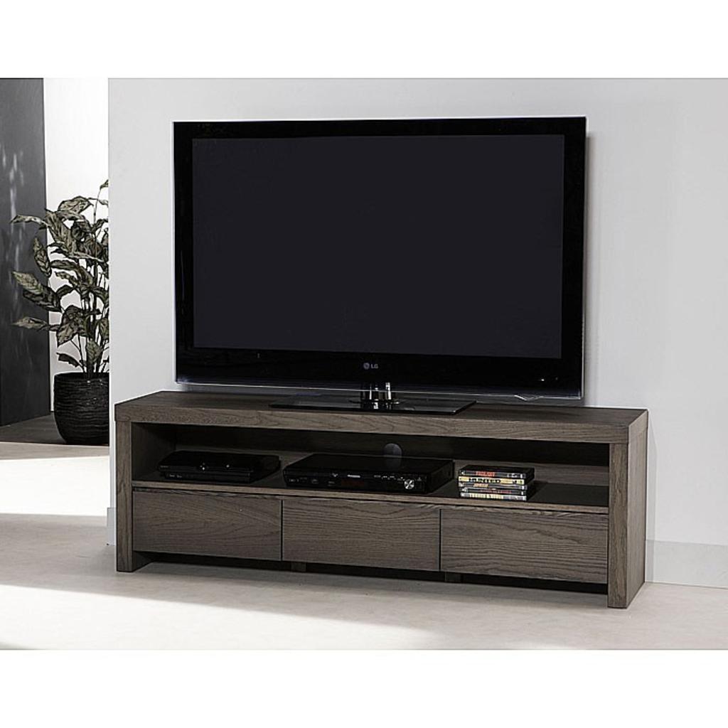 Meubeltop davidi tv meubel olive eiken van davidi tv for Eiken tv meubel