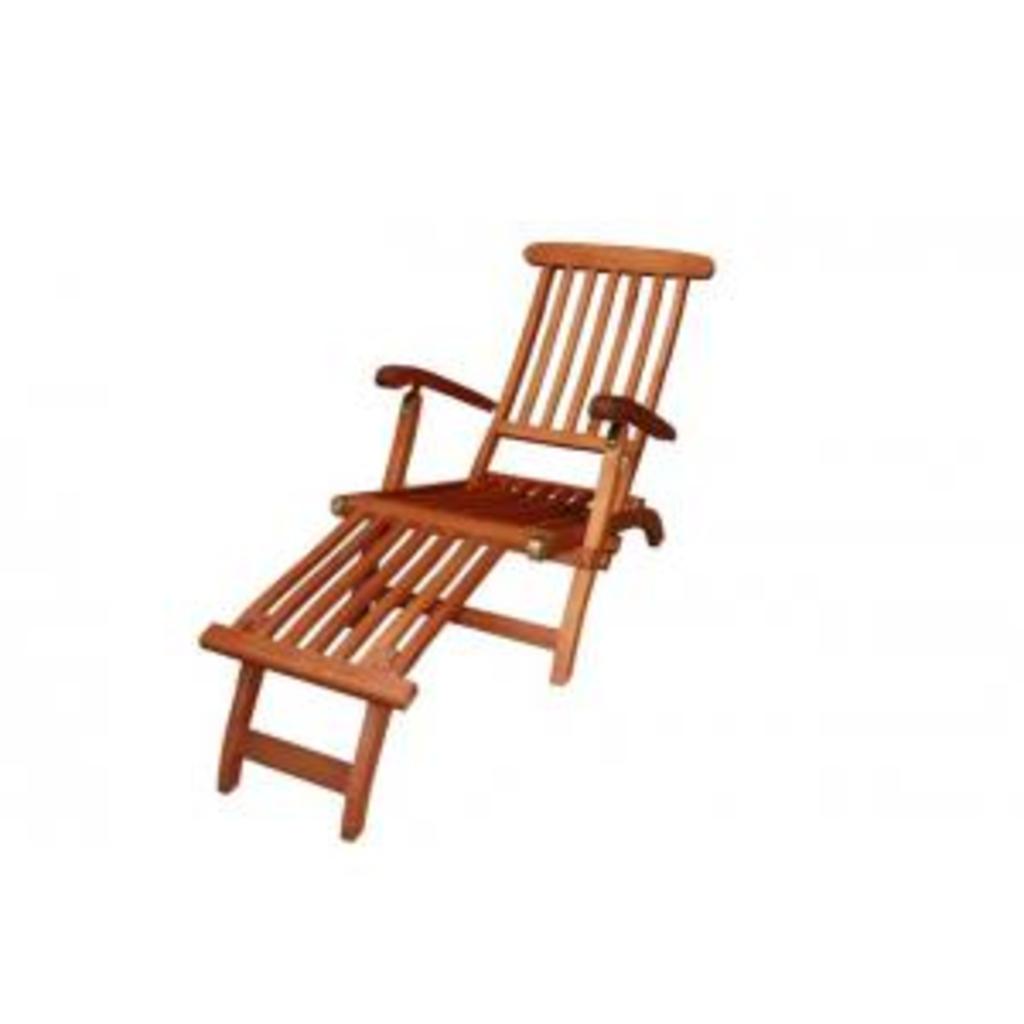 Meubeltop deck chair deckchair van lilians house merk for Merk stoelen