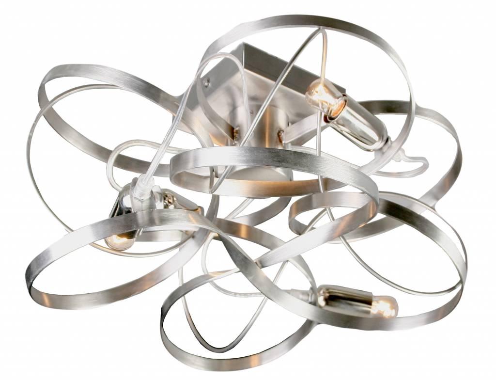 Meubeltop design plafondlamp udine van designmeubelsite for Design plafondlamp