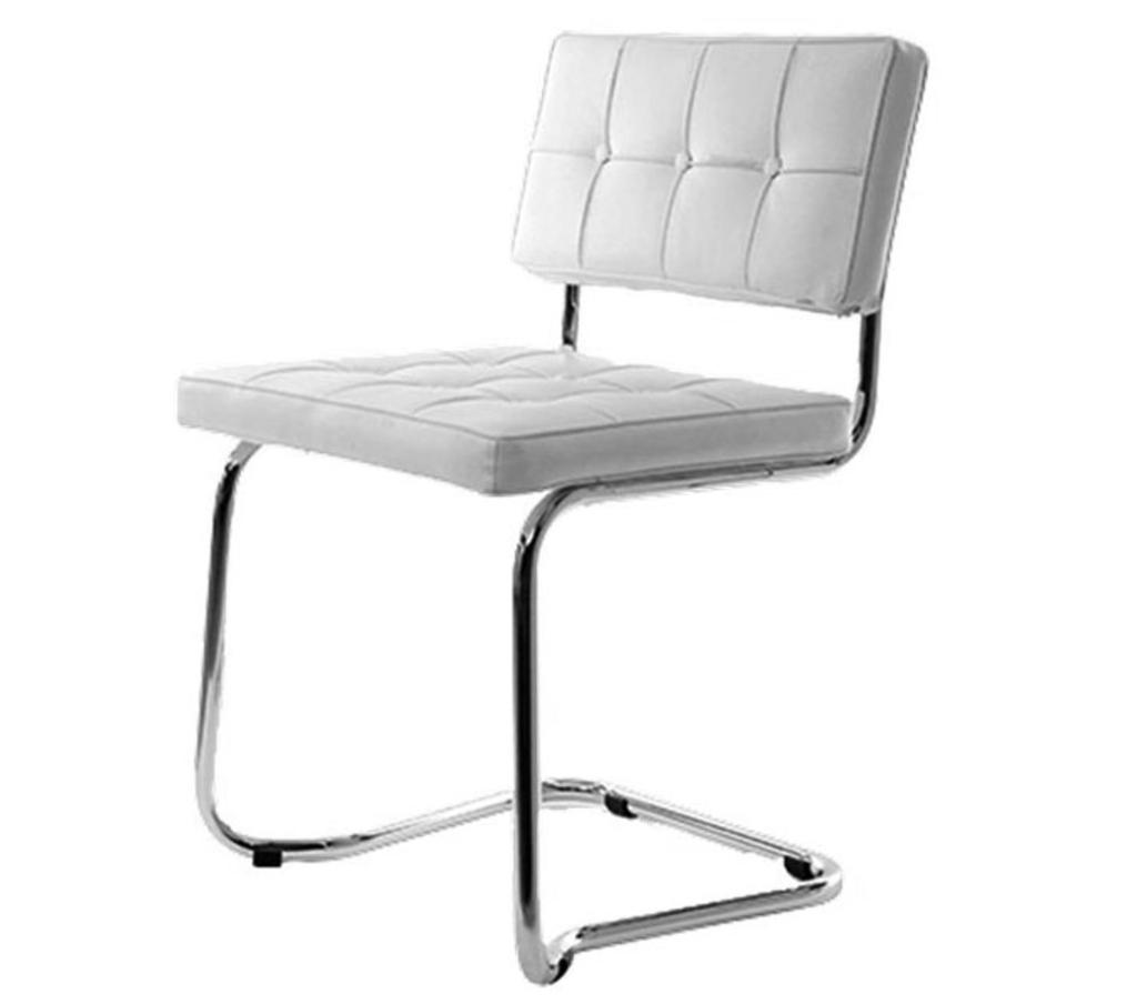 Meubeltop eetkamerstoel bauhaus wit van fundesign stoelen for Bauhaus design stoelen