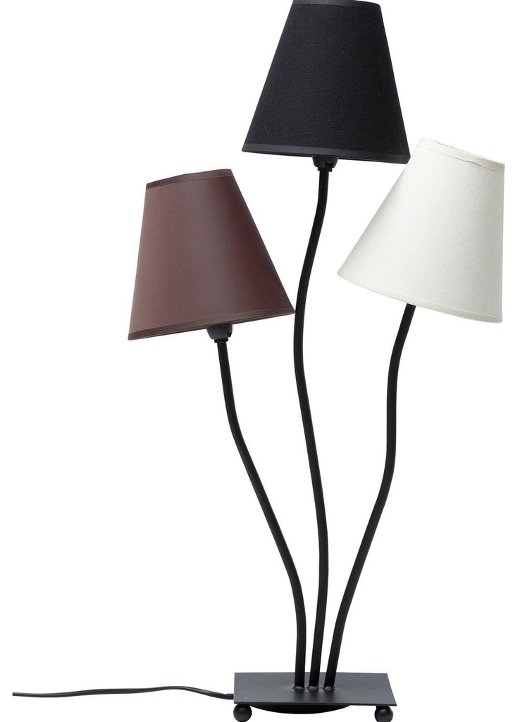 meubeltop flexible mocca tre tafellamp kare design van robin design lampen en licht lampen. Black Bedroom Furniture Sets. Home Design Ideas