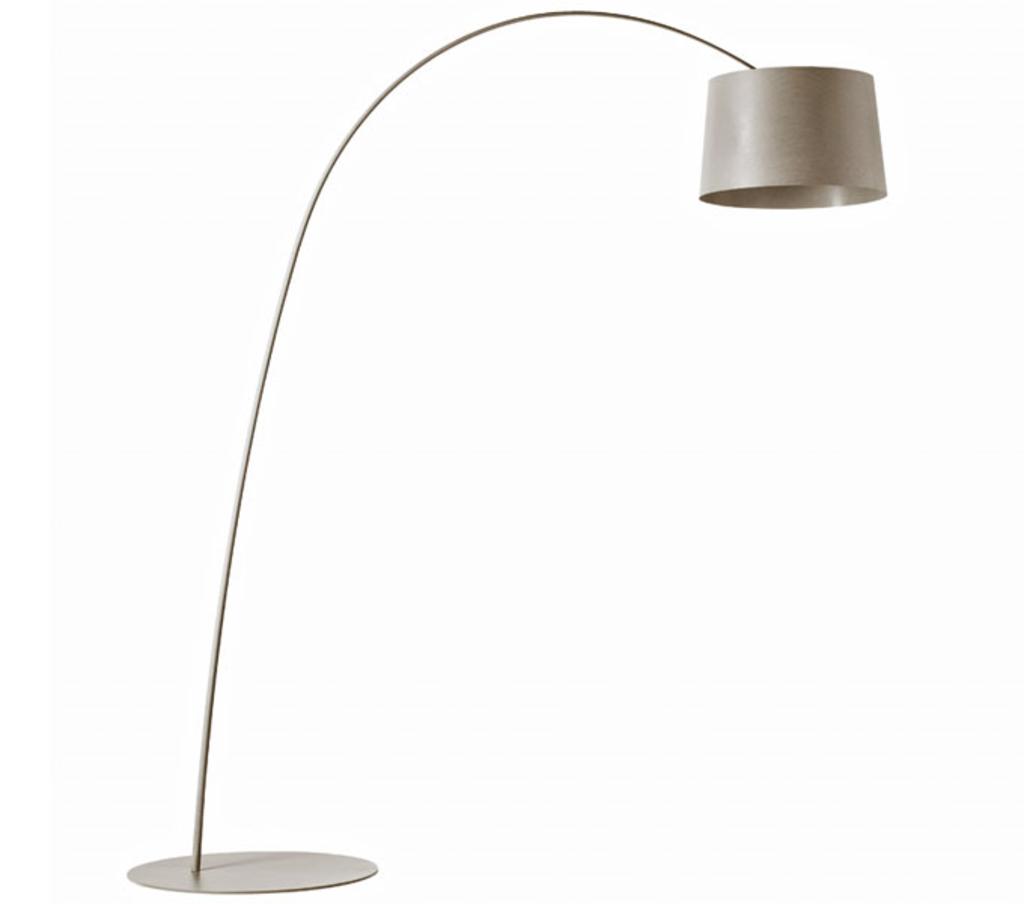 Meubeltop foscarini booglamp twiggy lamp twiggy grijs taupe van foscarini lampen en licht - Licht taupe grijs ...