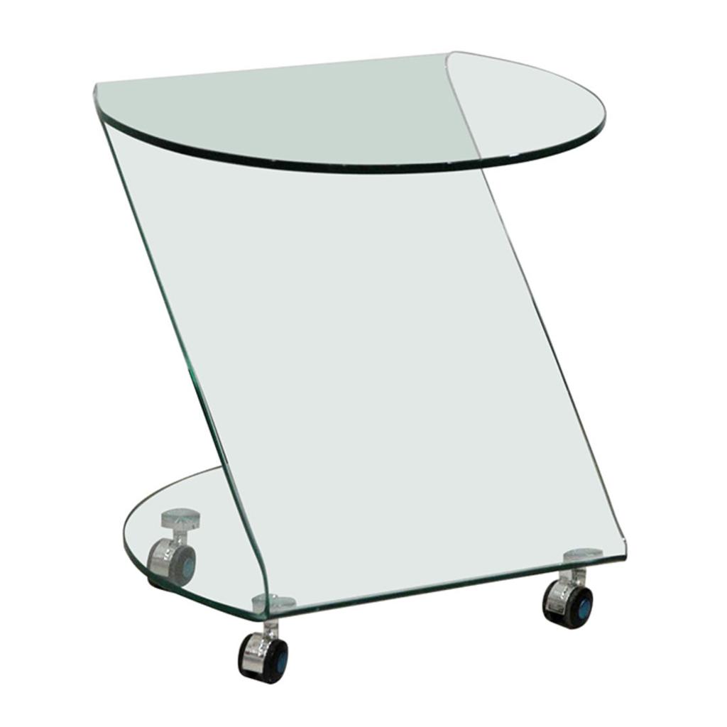 Meubeltop glaze bijzettafel ergo van aspect design tafels for Aspect design