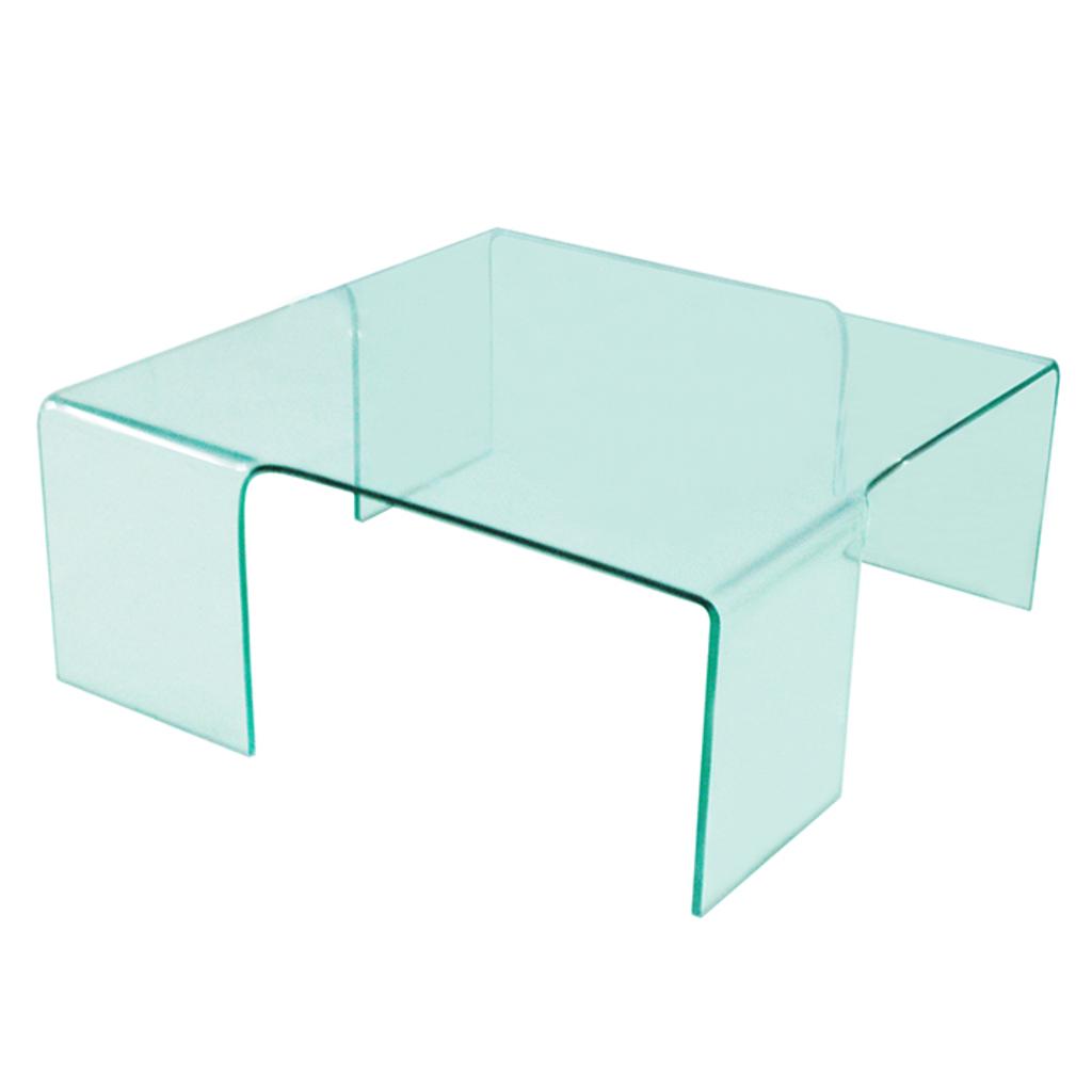 Meubeltop glazen salontafel ingrid van aspect design for Aspect design