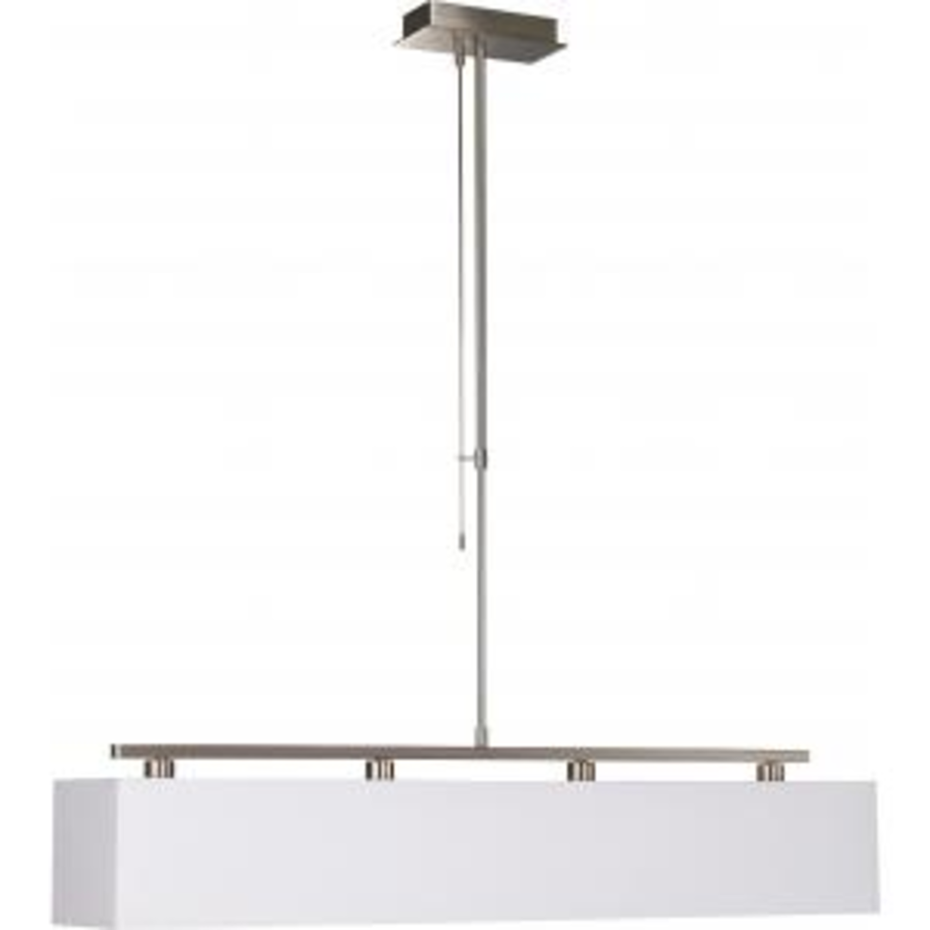 Meubeltop hanglamp adrio wit massive by philips sale for Massive lampen