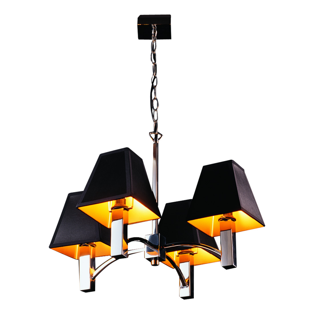 meubeltop hanglamp goud zwart van fashion for home lampen hanglampen. Black Bedroom Furniture Sets. Home Design Ideas