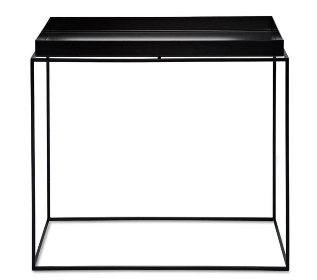 #16151722223732 MeubelTop: Hay Tafel Tray Table 40x60x50 (lxbxh) (zwart) Van Hay  Meest recente Design Meubels Hay 2211 pic 10249042211 Ontwerp