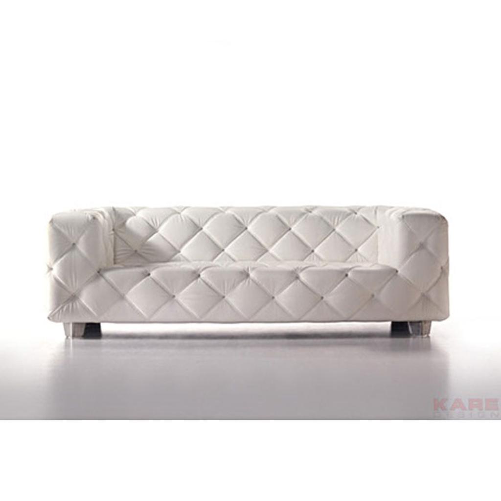 meubeltop kare design charlie sofa wit van kare design stoelen banken en poufs stoelen en banken. Black Bedroom Furniture Sets. Home Design Ideas