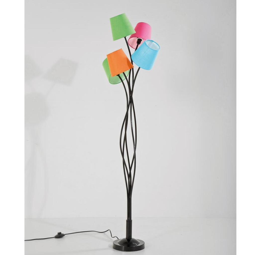 meubeltop kare design cinque colore vloerlamp van kare design lampen en licht lampen. Black Bedroom Furniture Sets. Home Design Ideas