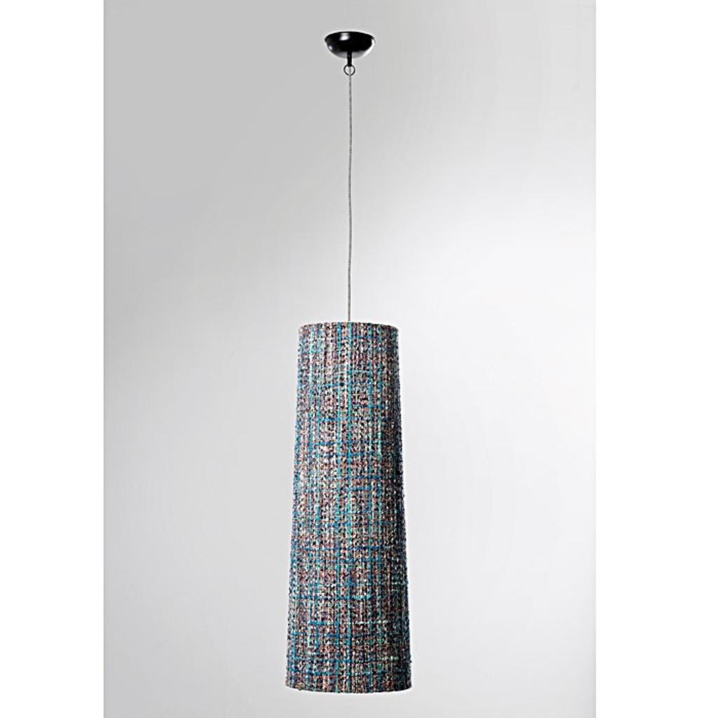meubeltop kare design hanglamp tweed blue lamp van kare design lampen en licht lampen. Black Bedroom Furniture Sets. Home Design Ideas