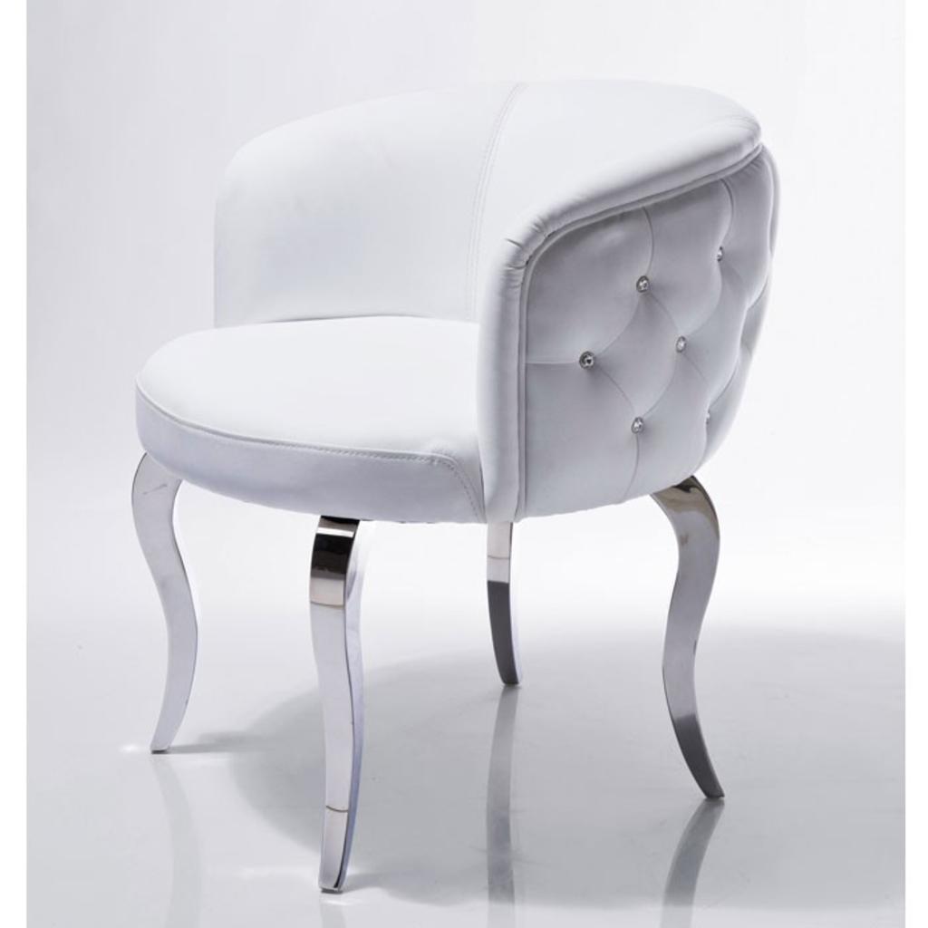 Meubeltop kare design stoel emporio wit van kare design for Design stoel wit