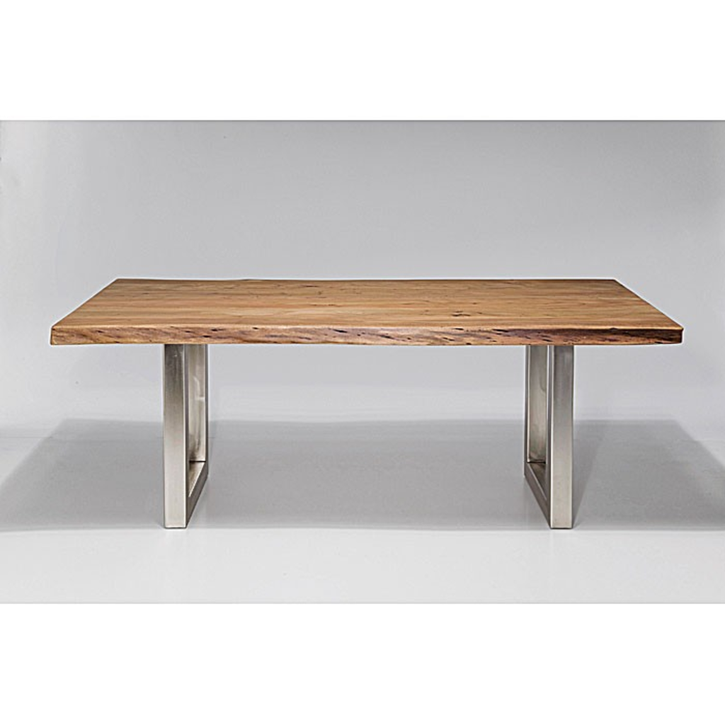 Meubeltop kare design tafel nature line van kare design for Kare design esstisch nature line