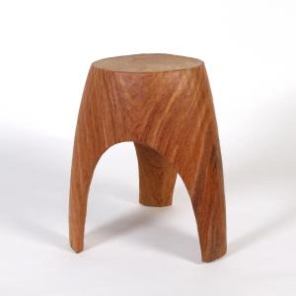 meubeltop krukje 3 poten pols potten van pols potten krukken stoelen en banken. Black Bedroom Furniture Sets. Home Design Ideas