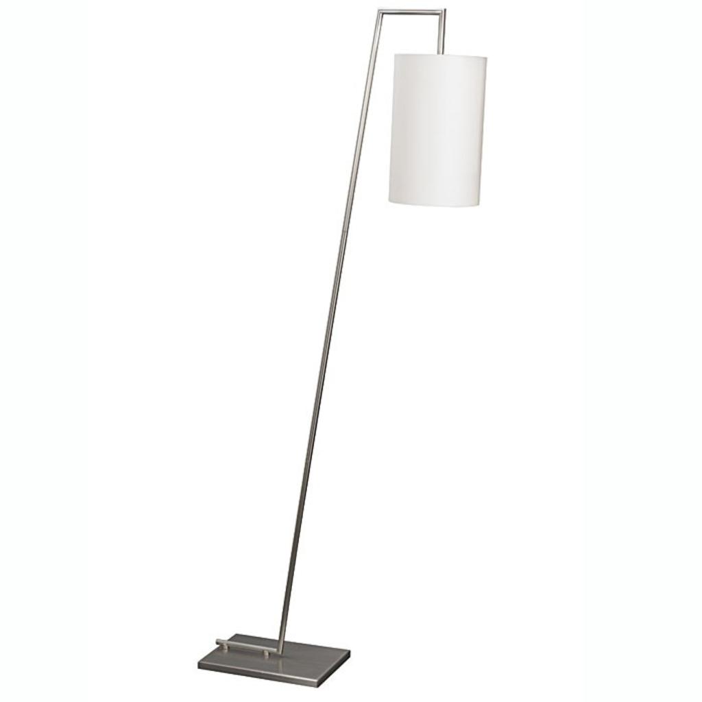 Meubeltop massive vloerlamp flemio wit van massive lampen for Massive lampen