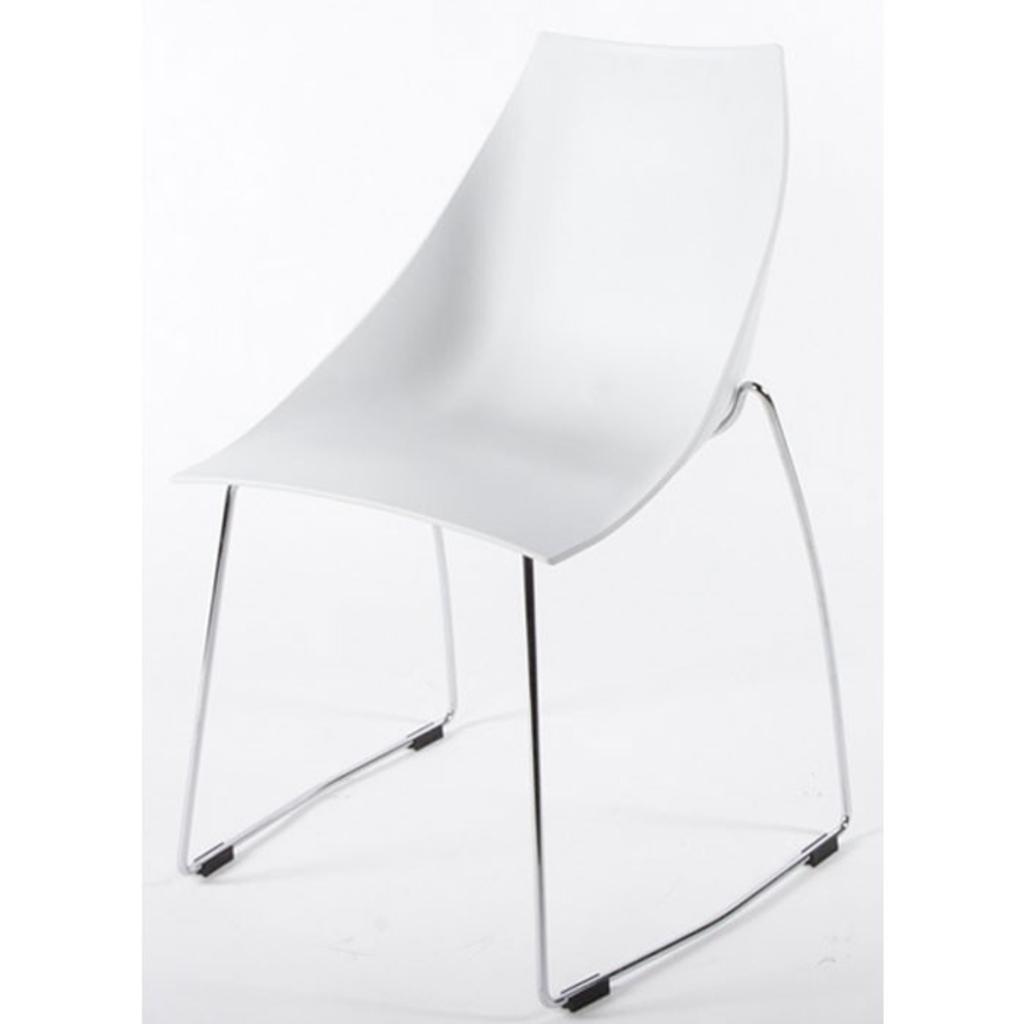 Meubeltop odetta design stoel essen wit van odetta design for Design stoel wit