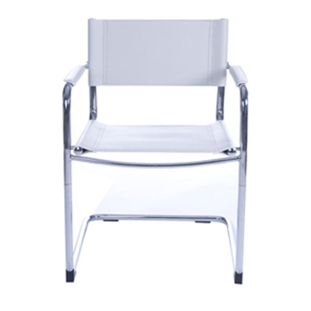 Meubeltop odetta design stoel londen wit van odetta for Design stoel wit
