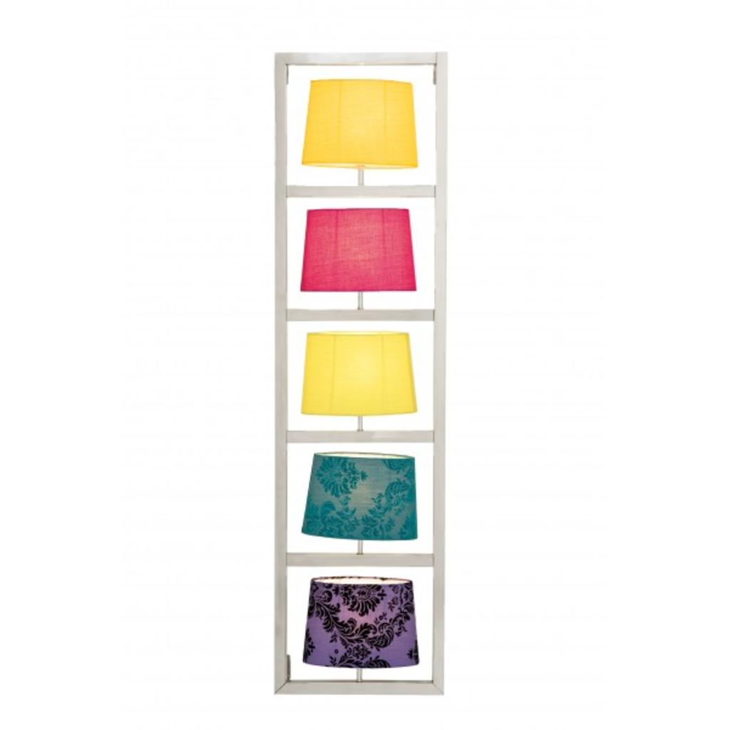 meubeltop parecchi wandlamp vertical kare design chroom van kare design lampen en licht lampen. Black Bedroom Furniture Sets. Home Design Ideas