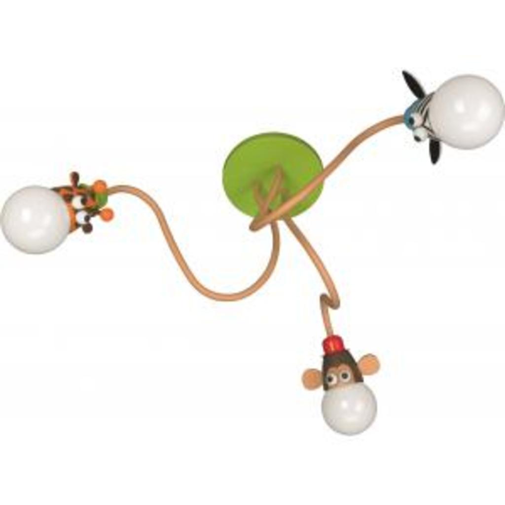 Plafonniere Kinderkamer : Meubeltop plafonniere kico zoo massive by ...