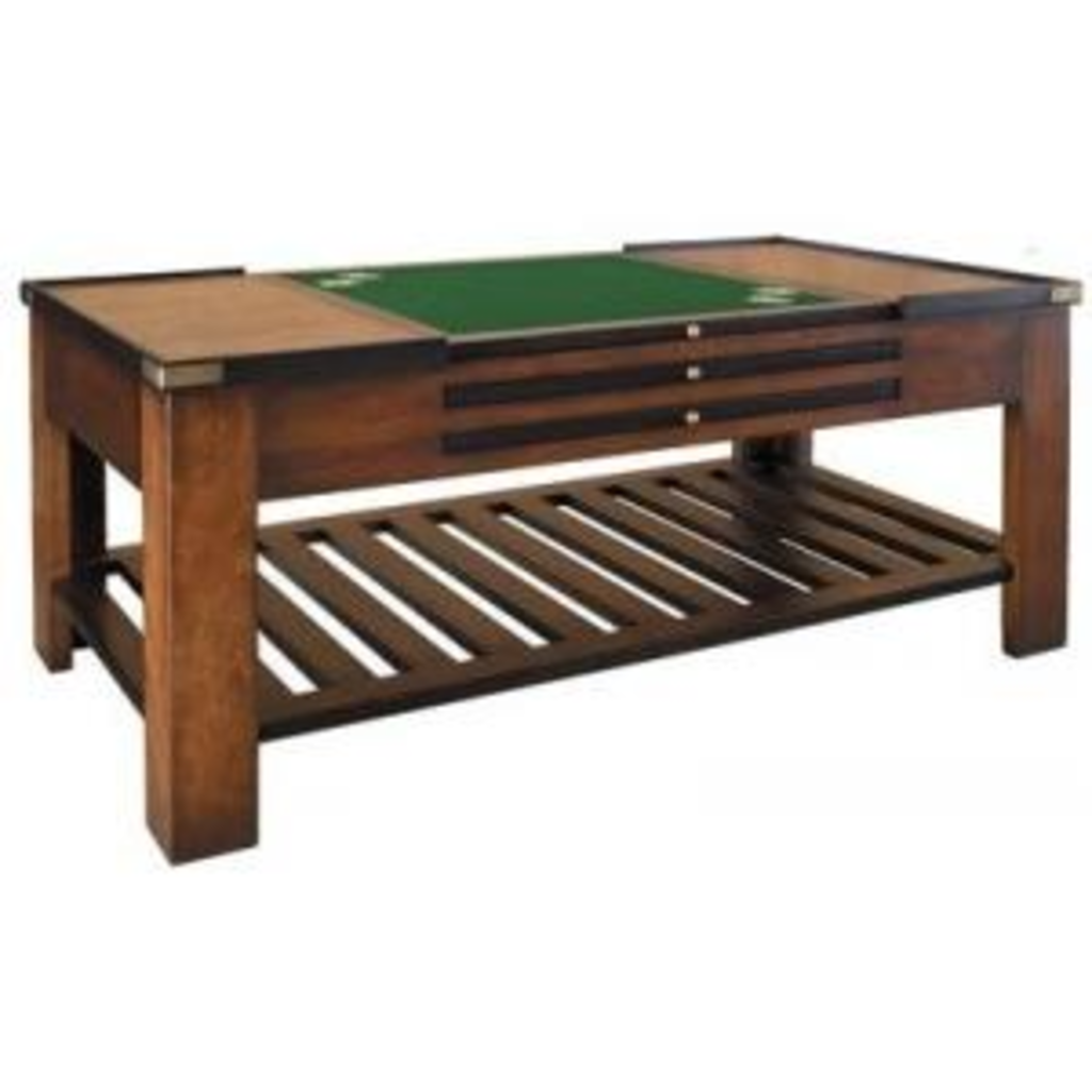 meubeltop spelletjes tafel game table large honey