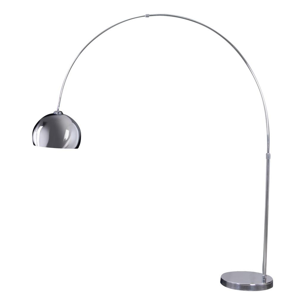 Idee houten bank design : MeubelTop: Staande Lamp Arcata Chroom van Fashion For Home Lampen en ...