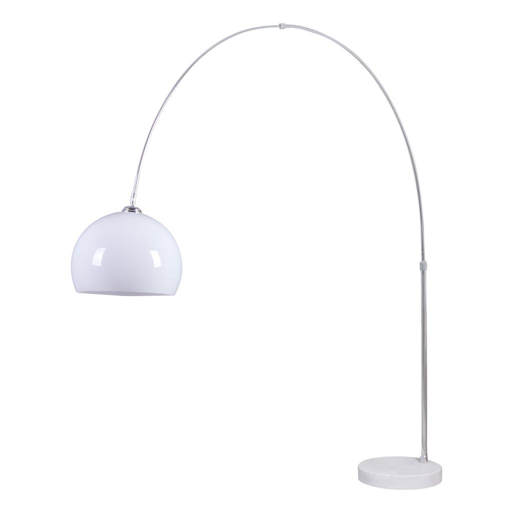 meubeltop staande lamp arcus wit van fashion for home lampen en licht lampen. Black Bedroom Furniture Sets. Home Design Ideas