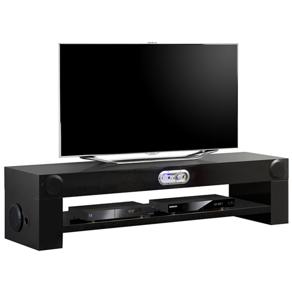 ... Tv Meubel Clair Hoogglans Zwart van Aspect Design Hoogglans TV Meubels