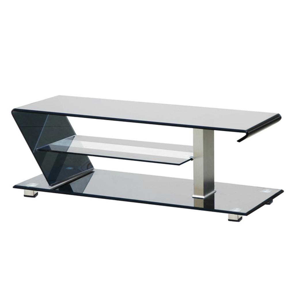 Meubeltop tv meubel salvator grijs glas van aspect design for Aspect design