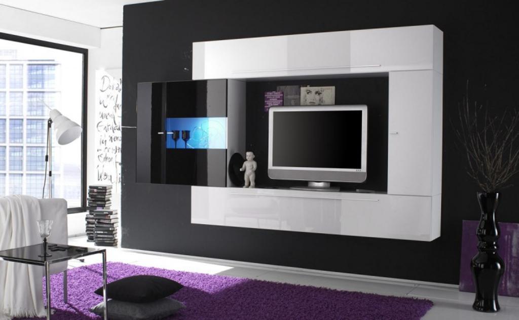 Inrichting Woonkamer Tv: Woonkamer inrichten tv klassieke voorbeelden ...
