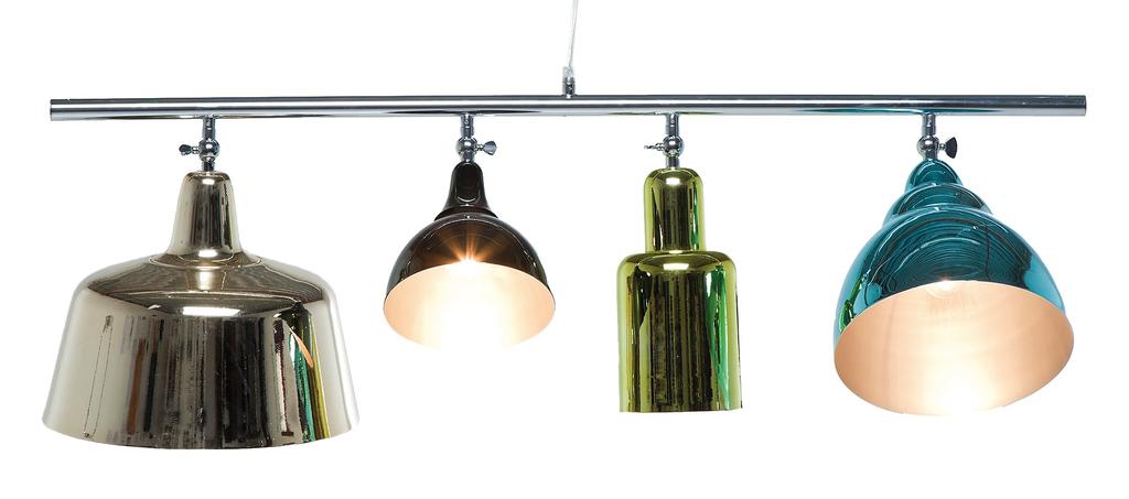 meubeltop variety glamour hanglamp kare design van robin design lampen en licht lampen. Black Bedroom Furniture Sets. Home Design Ideas
