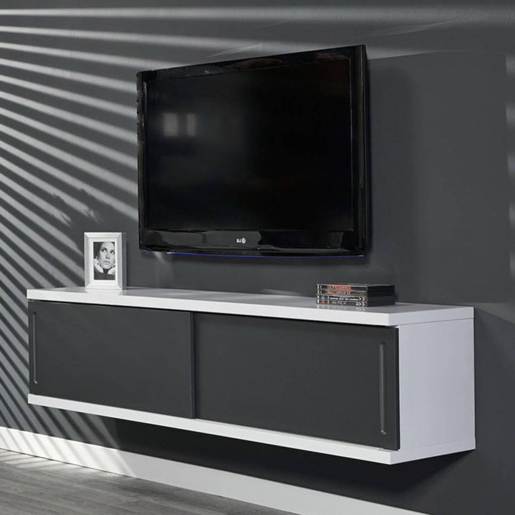 tv meubel 160 cm simple tv meubel rome cm licht eiken sonoma door licht eiken meubels binnen. Black Bedroom Furniture Sets. Home Design Ideas