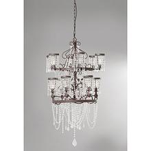meubeltop kare design hanglamp chandlier rustic lamp van kare design lampen en licht lampen. Black Bedroom Furniture Sets. Home Design Ideas